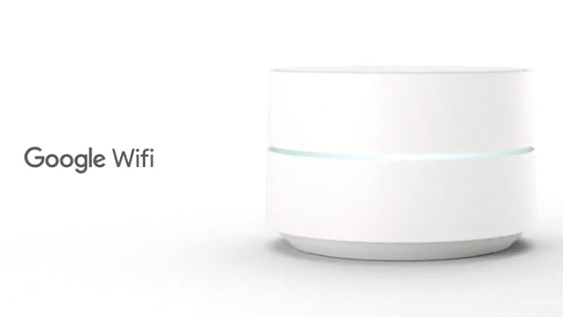 Illustration for article titled Google Wants to Fix Your Broke-Ass Wifi With Its Smart New Router