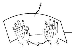 Illustration for article titled Apple Tablet May Have Two-Handed Multitouch Input