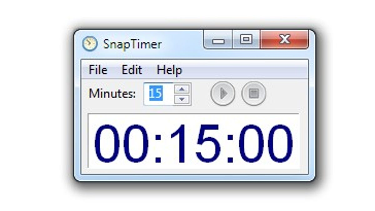 Five Best Windows Timer Applications 9 Second Digital Readout Countdown