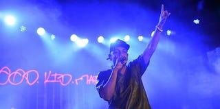 Kendrick Lamar (Charley Gallay/Getty Images)