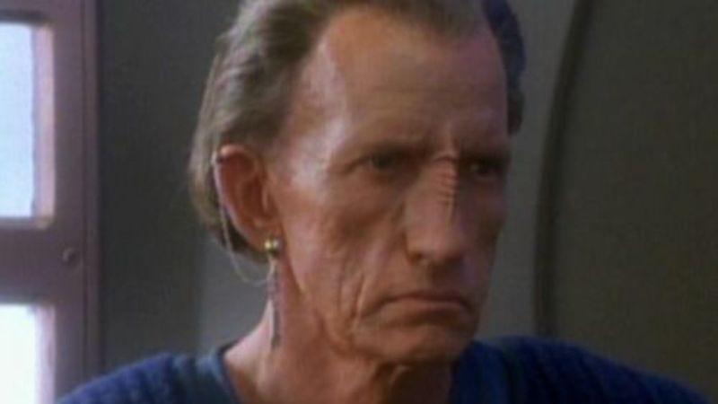 Terrance Evans as Proka Migdal on Star Trek: Deep Space Nine (Screenshot: Memory Alpha)