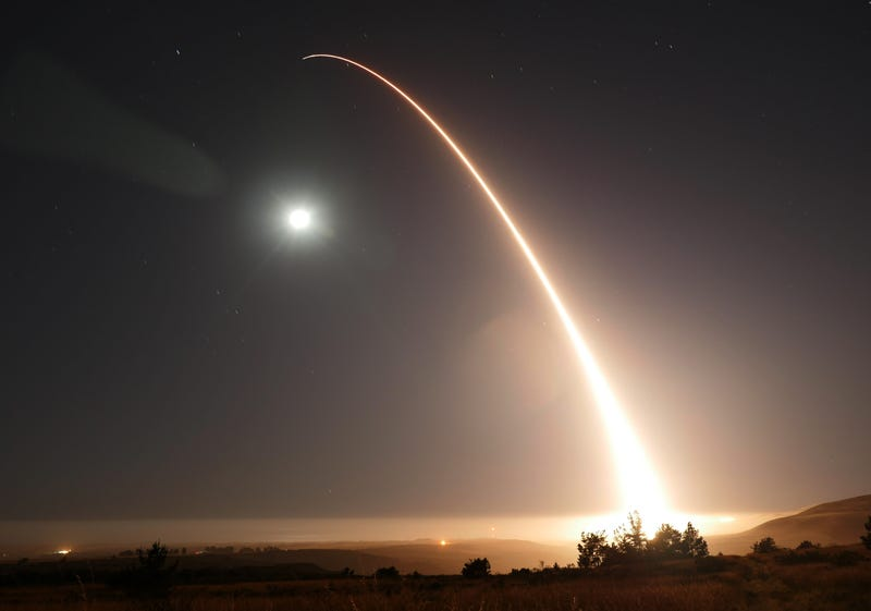 The U.S Will Attempt To Intercept An ICBM For The First Time Ever