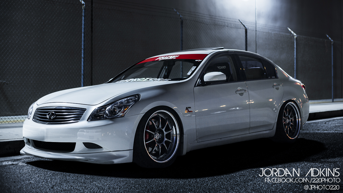 Here Are Five Reasons Why You Need To Buy An Infiniti G37