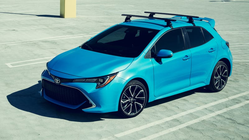 The 2019 Toyota Corolla Hatch Actually Seems Awesome ...