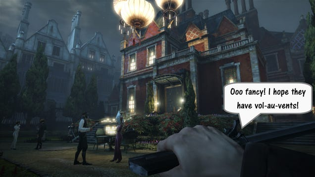 Gaming and Misbehaving: Dishonored