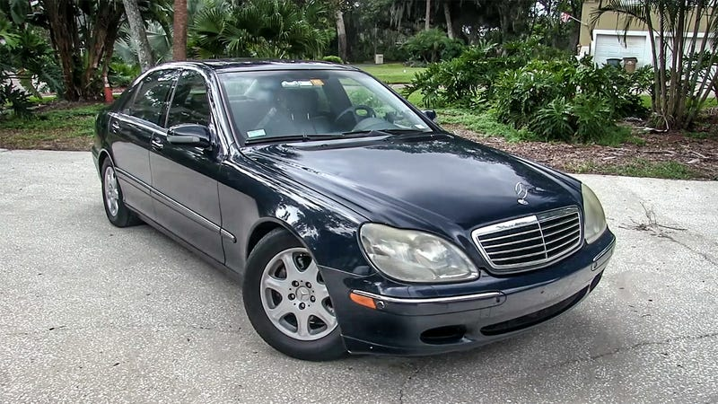 I'm Turning My $3000 Mercedes-Benz S-Class Into The Ultimate Daily Driver