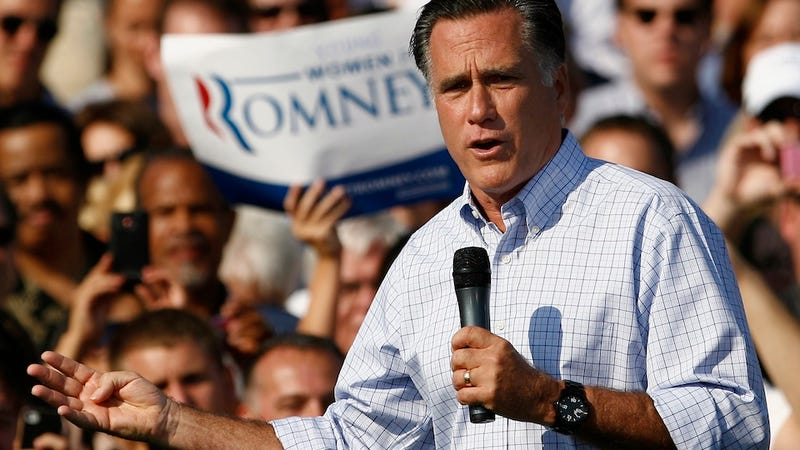 Illustration for article titled Mitt Romney's Views on Abortion Are Just as Extreme as He Says They're Not