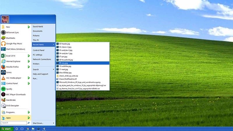 How to Make Windows 10 Look Like Windows XP | Gizmodo UK
