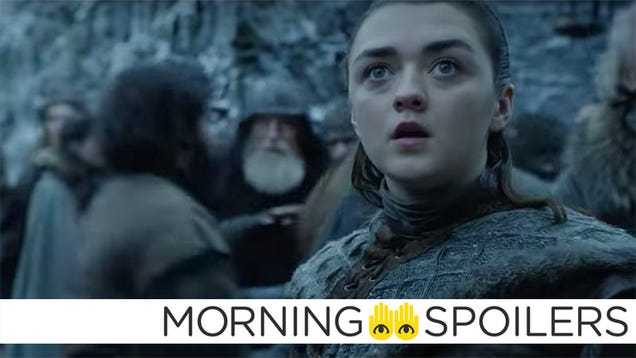 3 More Seconds of Game of Thrones  Final Season Plus Our First Look at The Lion King s Mufasa