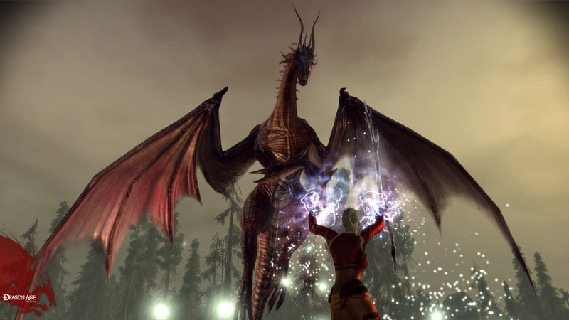 Illustration for article titled You Can Play Dragon Age: Origins Sort Of Like Four Other Games
