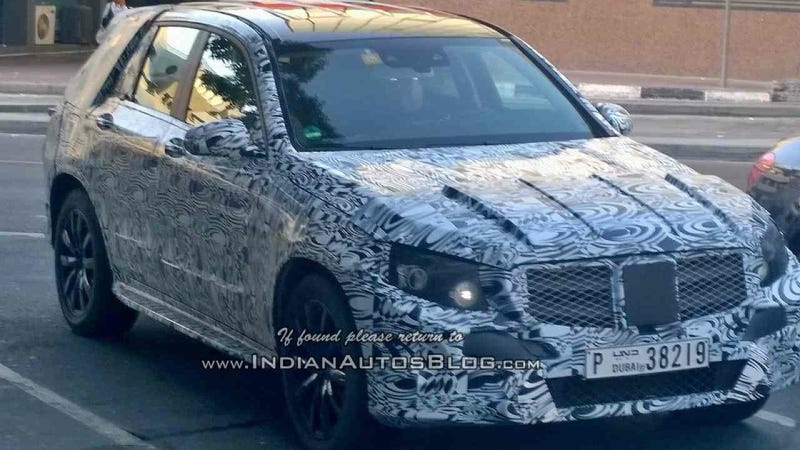 Illustration for article titled 2016 Mercedes GLK Loses Some Hard Edges, Slated For Sale In New Markets