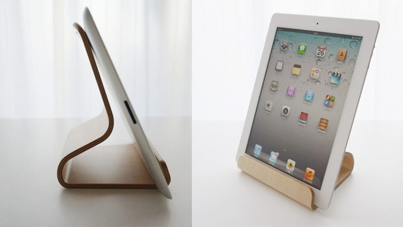 Illustration for article titled It May Be Called the 'Desktop Chair,' but This iPad Stand Would Look Great in a Kitchen