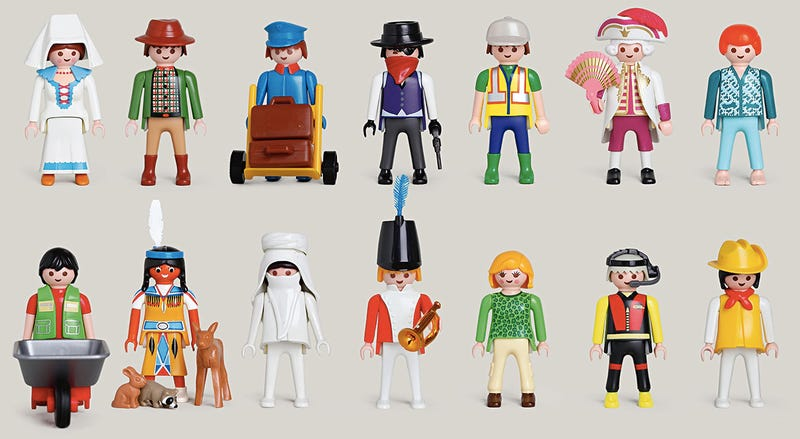 Illustration for article titled Of Course Hollywood Is Making a Playmobil Movie Now