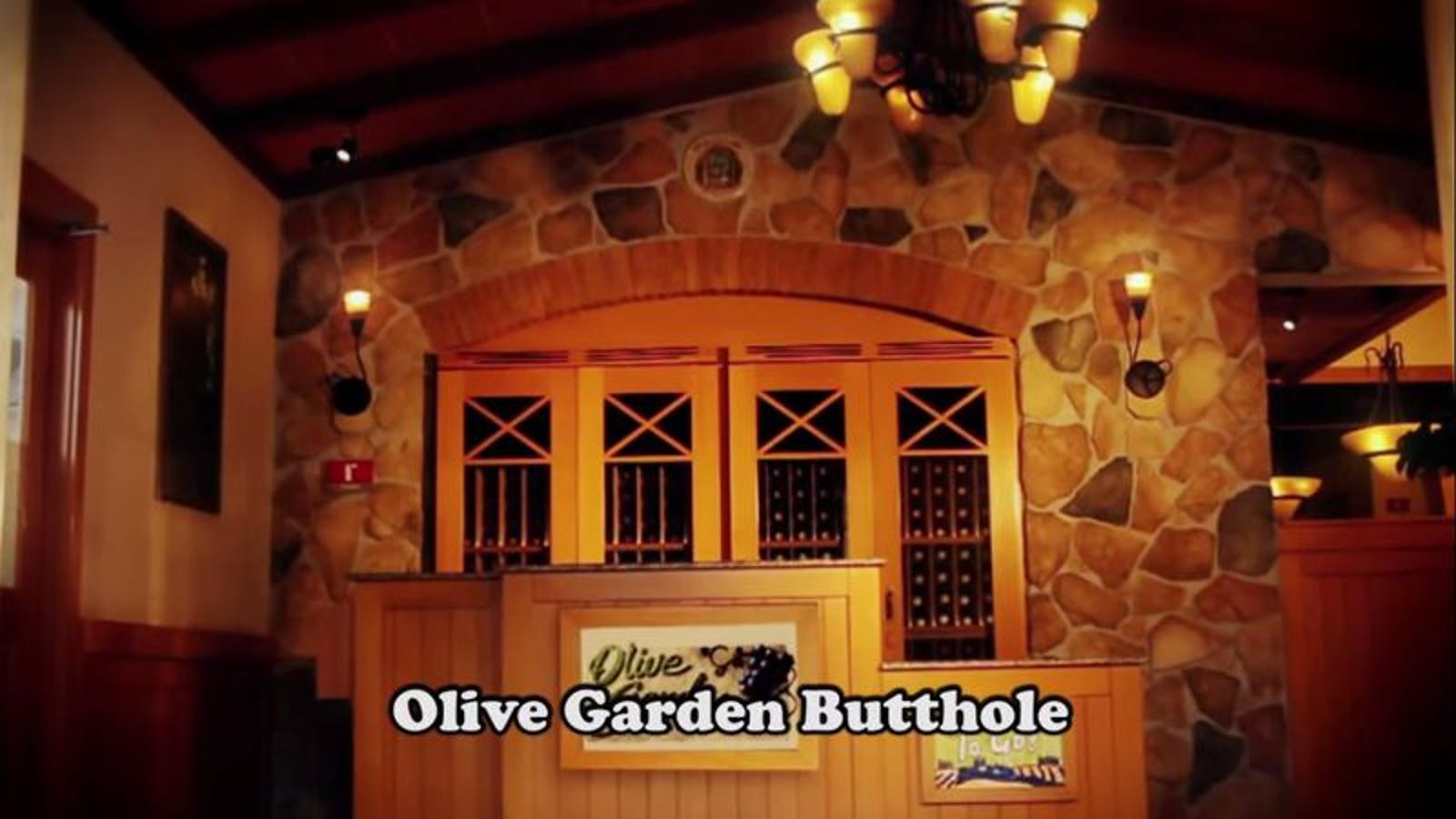 Prepare to have this ode to Olive Garden stuck in your head for a while