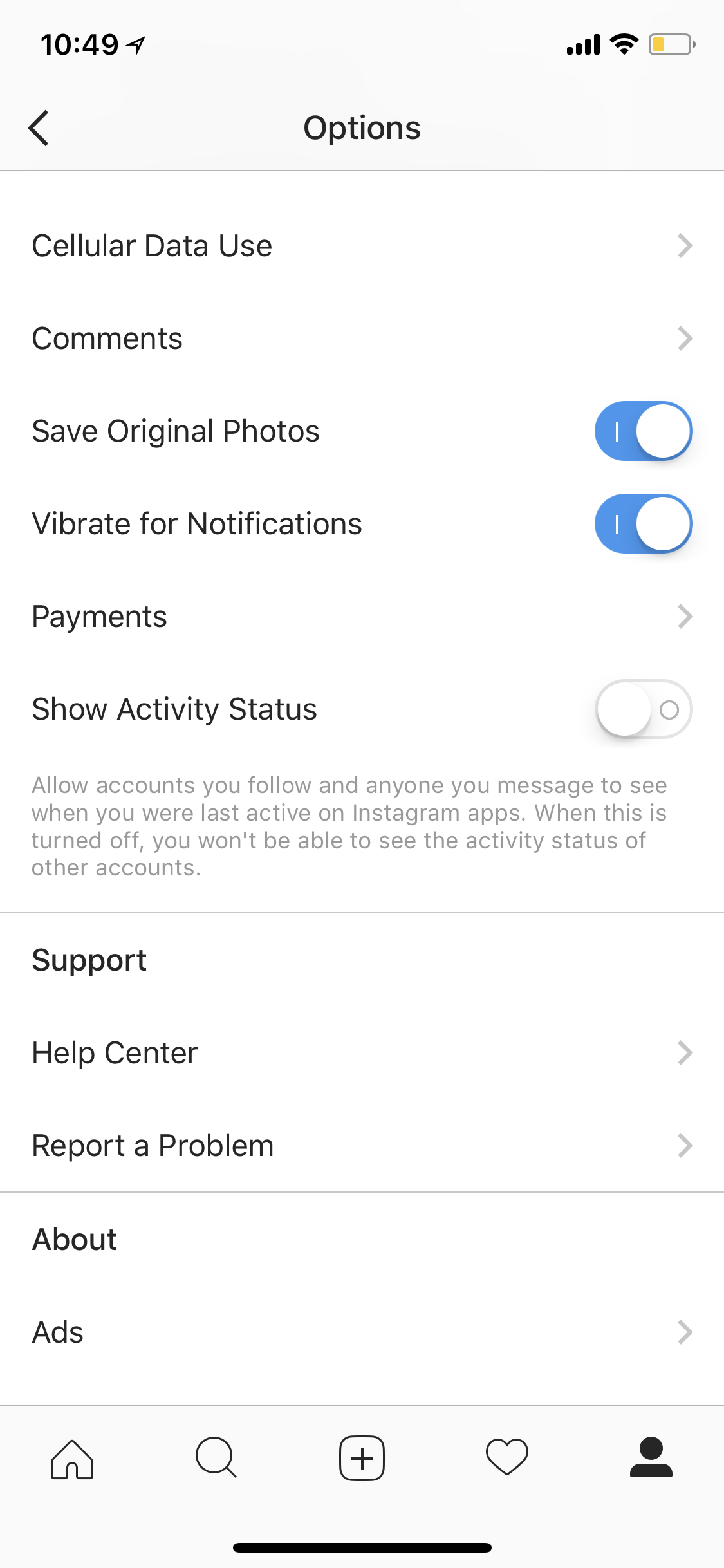 How to Stop Instagram From Telling Everyone You're Online