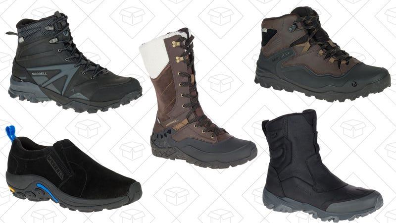 20% off Arctic Grip Boots | Merrell