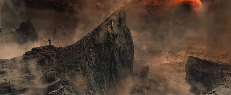 Illustration for article titled The Harsh Alien World Where Riddick Makes His Last Stand