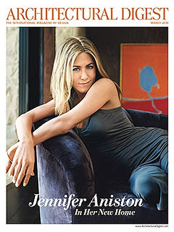 """Illustration for article titled Jennifer Aniston's Home For """"Single"""" Ladies; Mel Gibson's On-Air Expletive"""
