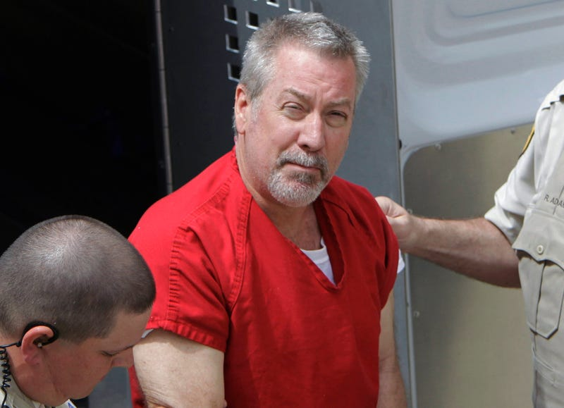 Illustration for article titled What's Wife Killer Drew Peterson Been Up To in Prison? Nothing Good