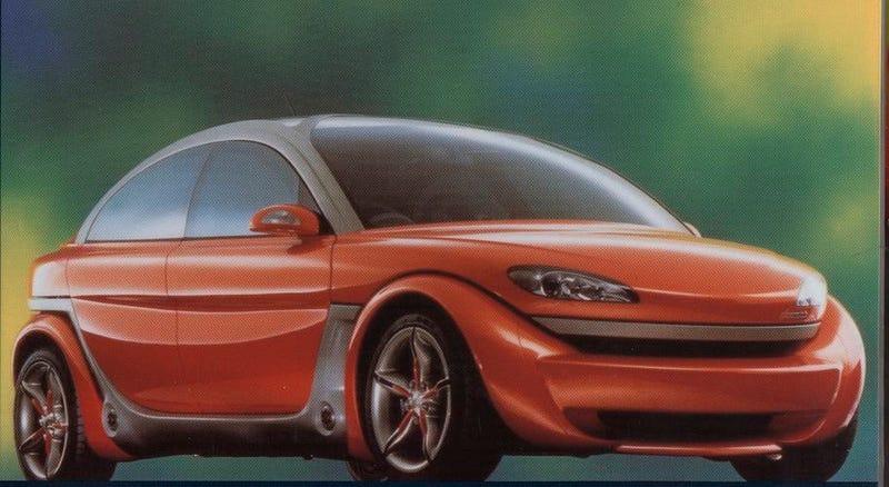 Access concept car c1998
