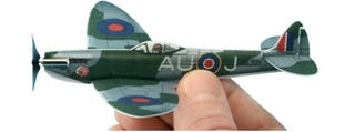 Illustration for article titled Peewee RC Spitfire Can Only Destroy Panzers Driven By Nanonazis