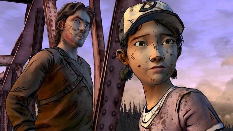 Illustration for article titled The Walking Dead's Not-So-Secret Weapon: Clementine