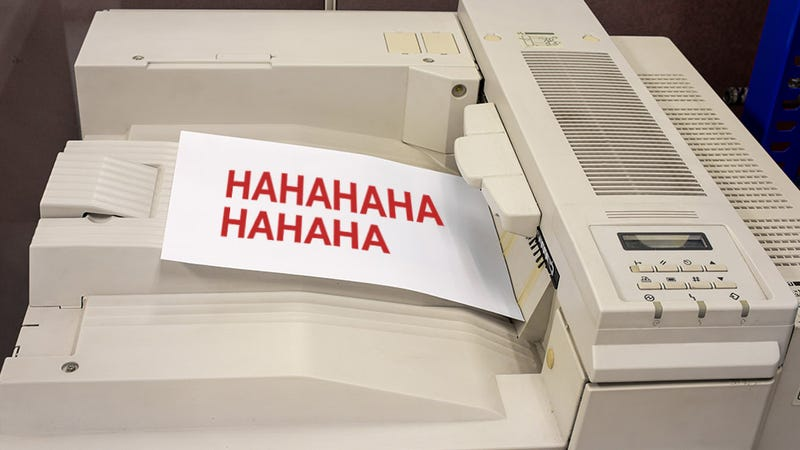 Illustration for article titled Some Xerox Copiers Are Going Rogue and Changing Numbers for Fun