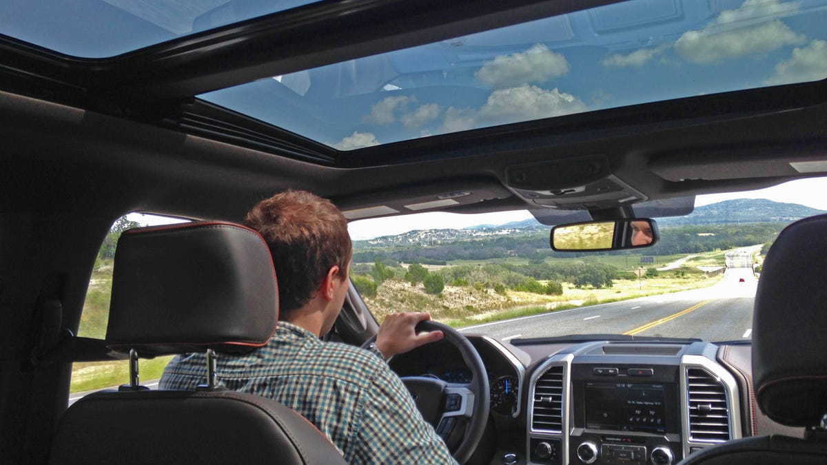 1,000 Hard Miles In The Most Expensive 2015 Ford F-150: What