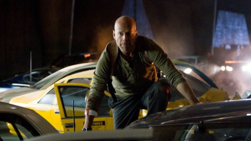 Illustration for article titled Die Hard 5 has a director, is actually happening
