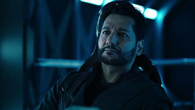 The Expanse Studio Is Investigating Cas Anvar for Sexual Misconduct Allegations