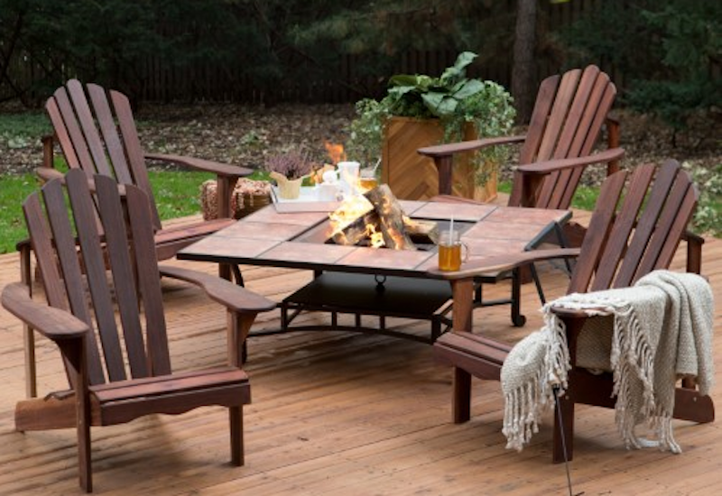 10% off all patio and garden pieces with code PATIOPARTY10