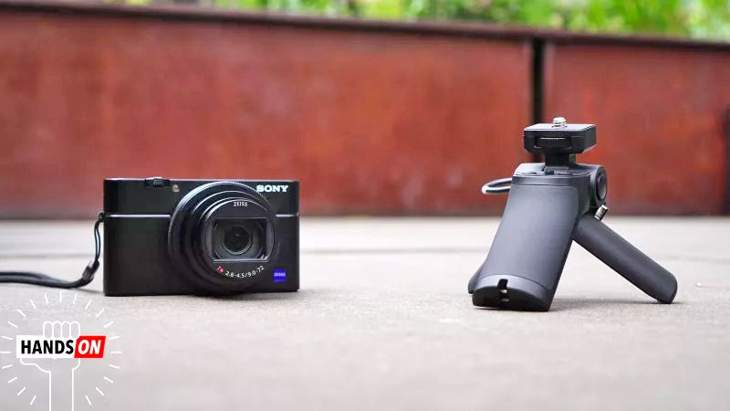 Sony RX100 VI Hands-On: Can 8X Zoom Really Take on a Smartphone