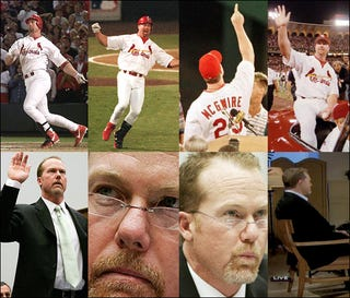 Illustration for article titled Five Offensively Stupid Reactions To Mark McGwire's Steroid Admission