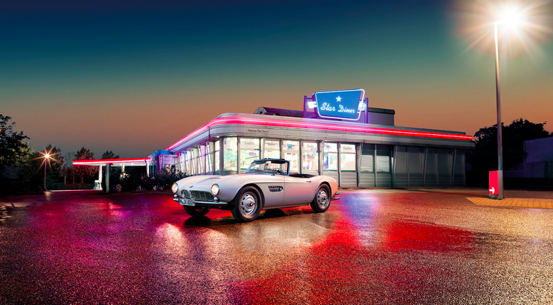Illustration for article titled BMW Finished Restoring Elvis' 507 And Holy Crap Is It Perfect