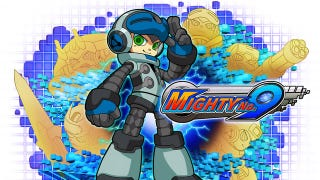 Illustration for article titled Mighty No. 9 - Physical Copy and New Stretch Goal :Vita and 3DS