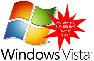 Illustration for article titled Windows Vista SP1 Update: Endless Restart Bug Fixed, Automatic Rollout Starts Next Week