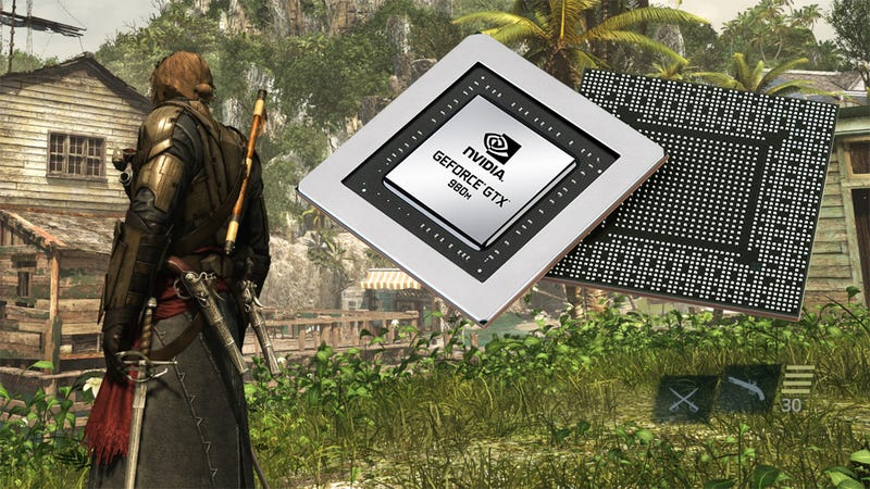 Illustration for article titled Nvidia Makes Gaming Notebooks Much More Powerful... Again