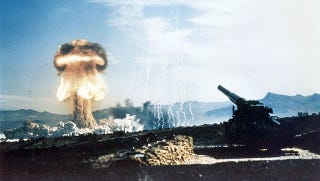 Illustration for article titled How To Fight Fire With Nuclear Bombs