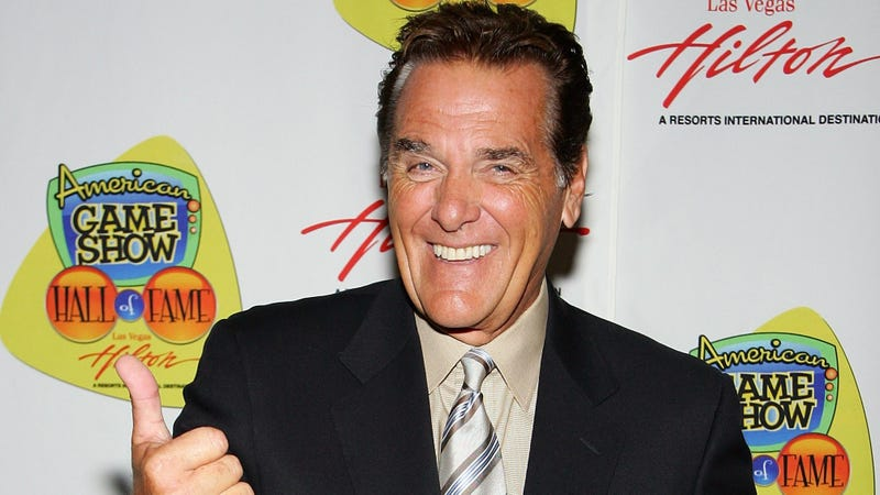 """Illustration for article titled Chuck Woolery's new game show is """"Guess how many vasectomies I've had,"""" and it sucks"""