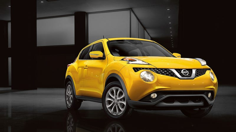 Illustration for article titled The Nissan Juke is dead after 2017