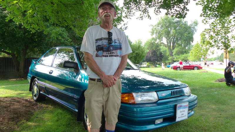 Illustration for article titled The Best Cars of the Woodward Dream Cruise are the Meticulously Maintained 'Boring Cars'