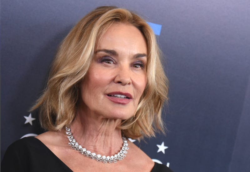 Illustration for article titled Jessica Lange Will Gladly Take Your Caitlyn Jenner Comparisons