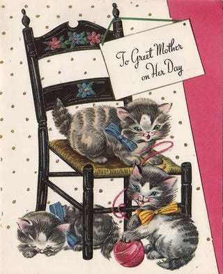 Illustration for article titled Caturday Evening Open Thread