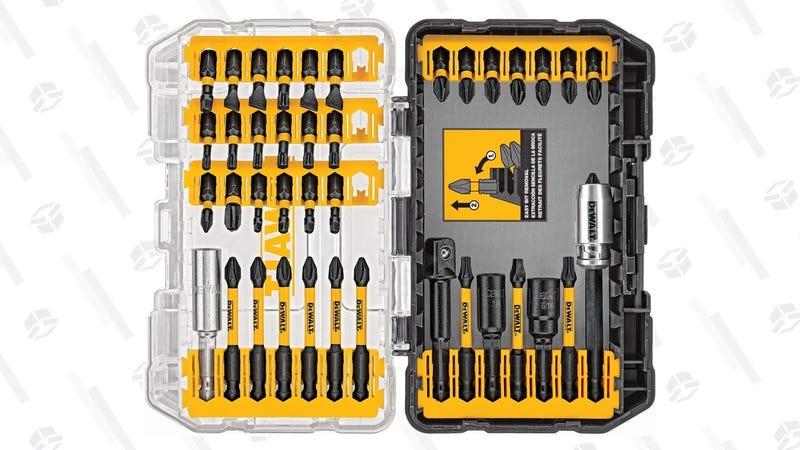 DEWALT Impact Ready FlexTorq Drill Bit Set | $18 | Amazon