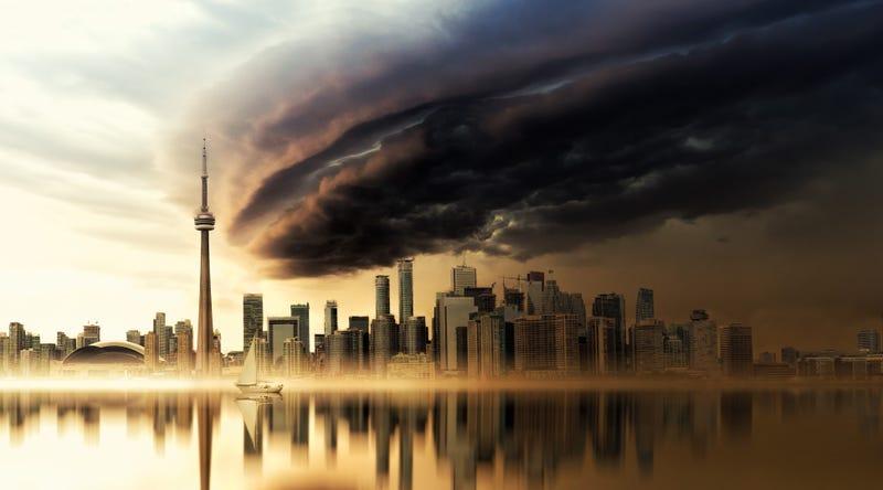 Illustration for article titled Las grandes ciudades están creando sus propias nubes