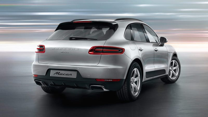 Illustration for article titled Porsche will sell a cheaper Macan with a 2.0 Turbo engine in Brazil.