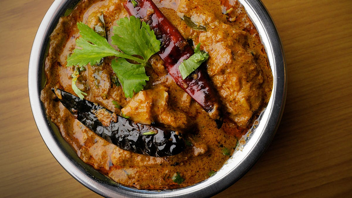 "What we know as ""curry"" has a long and curious history"