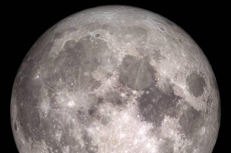 Illustration for article titled Por qué nuestra luna no tiene nombre propio