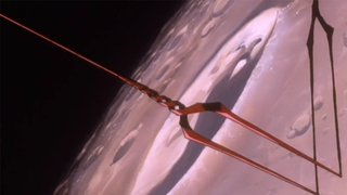 Illustration for article titled Evangelion Fans Want To Send The Lance Of Longinus To The Moon