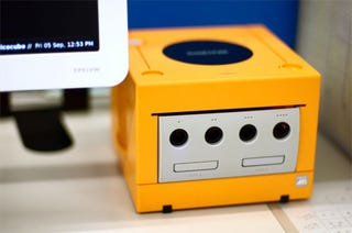 Illustration for article titled Painfully Adorable GameCube PC Mod